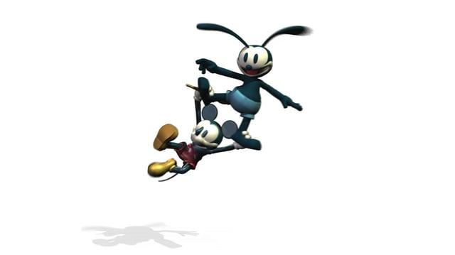 Mickey Oswald CoOp Heli