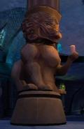 Lion Gargoyle