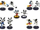 Epic Mickey Gashapon Figures
