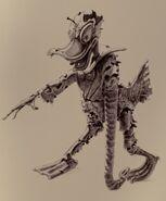 Scrapped Donald Beetleworx