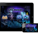 Disney Epic Mickey Digicomics (App)