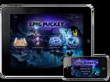 Disney Epic Mickey Digicomics (App)