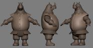 Rhino sculpt v01