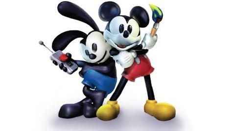 Announcement Trailer -- Disney Epic Mickey 2