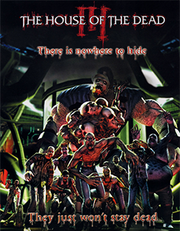 The House of the Dead III Poster