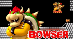 BowserDebut