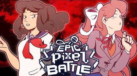 Yandere Chan VS Monika - EPIC PIXEL BATTLE - EPB SAISON 3 -