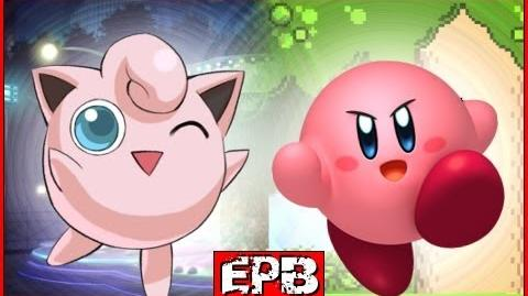 Kirby Vs Rondoudou - Epic Pixel Battle 02