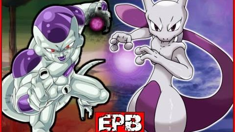 Mewtwo VS Freezer - Epic Pixel Battle -EPB 07-