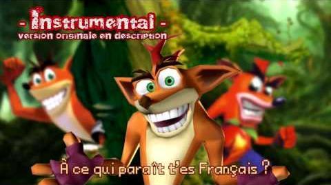♫♪ Rayman VS Crash Bandicoot - Epic Pixel Battle 08 -Instrumental-