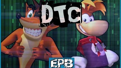 DTC !! -Rayman Vs Crash Bandicoot - EPB 08 - Dans ton clash-
