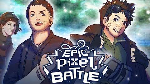 Le Visiteur du futur VS Les Visiteurs - EPIC PIXEL BATTLE -EPB SAISON 3-
