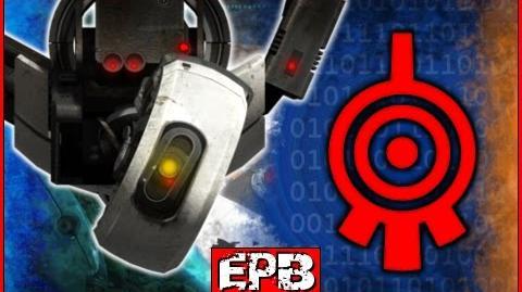 GLaDOS VS X.A.N.A. - Epic Pixel Battle EPB 09
