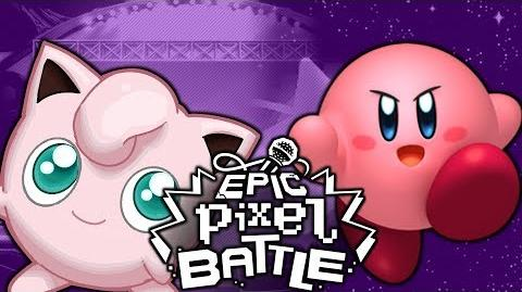 Kirby VS Rondoudou - EPIC PIXEL BATTLE -EPB SAISON 1-