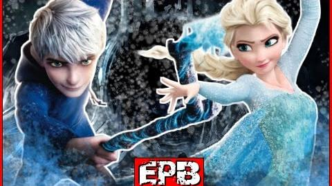 Elsa Vs Jack Frost - Epic Pixel Battle EPB 06