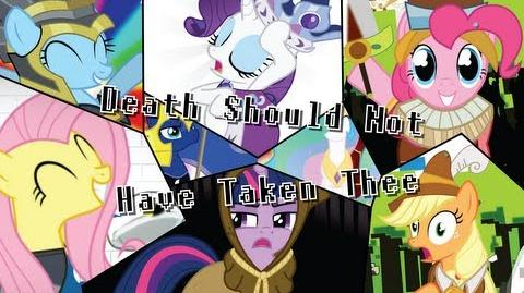 PMV - Death Should Not Have Taken Thee