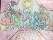 Bad End Night Ponies