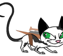 Oreo Military Cat - Fanmade Kat Series