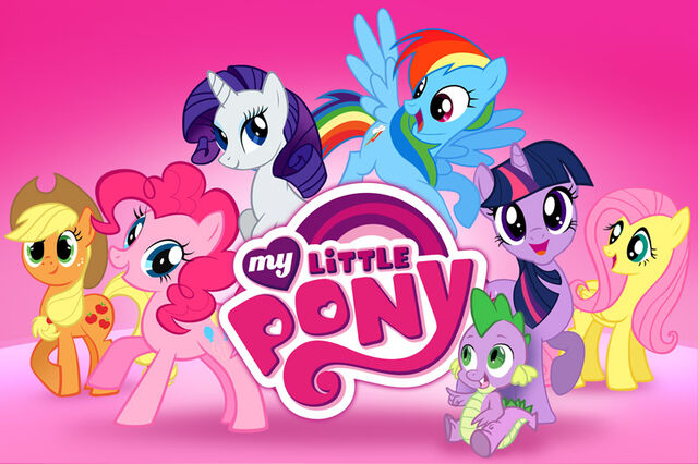 File:My Little Pony; Friendship Is Magic Fanmade Picture.jpg
