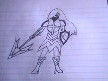 Warrior 2 001