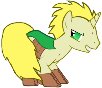 Dempsey Pony FINALLY