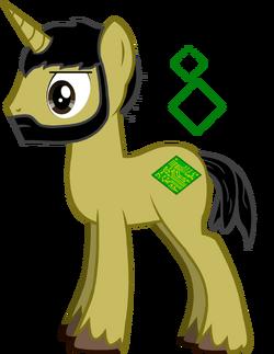 Circuit Board Pony