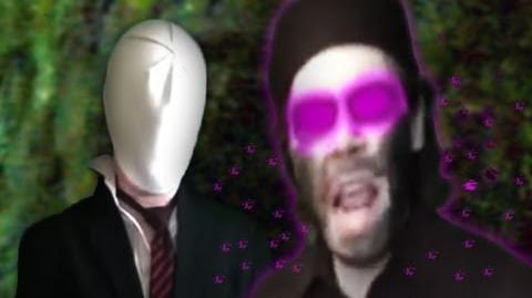 Slender Man vs Enderman - Epic Rap Battle Parodies Season 1