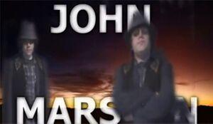 John Marston Title Card