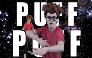 Puff Puff Title Card