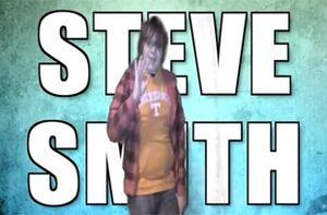 Steve Smith Title Card