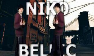 Niko Bellic Title Card