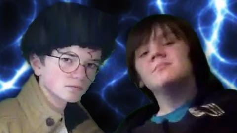 Harry Potter vs Percy Jackson - Epic Rap Battle Parodies Season 1