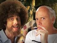 Bob Ross vs Pablo Picasso Thumbnail