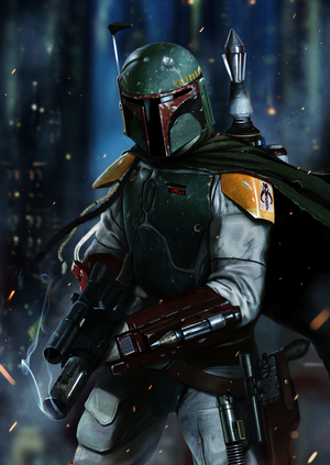 Boba Fett Based On