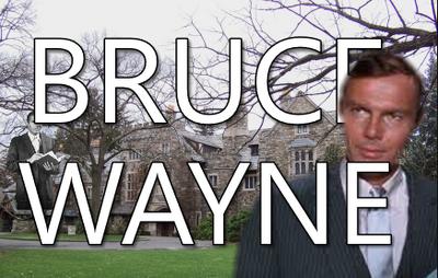 Bruce Wayne Title Card