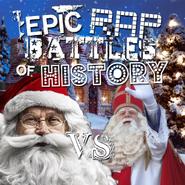 Santa vs Sinterklaas