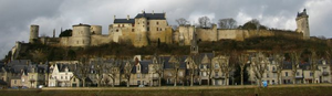 Chateau de Chinon Based On