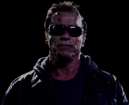The Terminator as Announcer