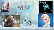 Killer frost vs elsa ft.jack frost and frozone