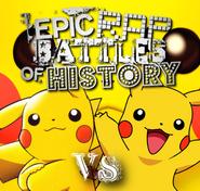 Pikachu vs Pikachu