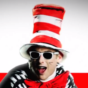The Cat in the Hat in Battle
