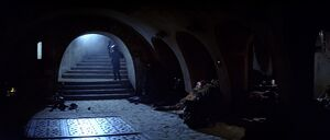 Jabba's Palace Based On
