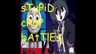 Stupid cRAP Battles Allister vs Thomas the Tank Engine (LYRICS IN DESCRIPTION)