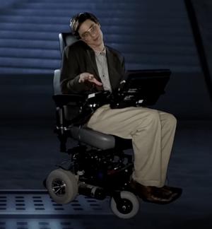 Stephen Hawking Cameo Hitler vs Vader 2
