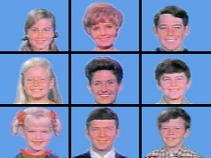 The Brady Bunch Title Sequence Based On