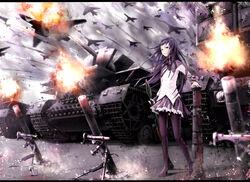 Homura firepower