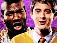 Mr. T vs Mr. Rogers Thumbnail