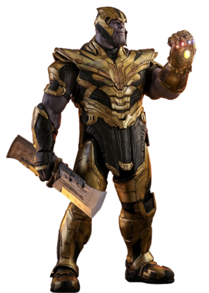 Thanos Armor Based On