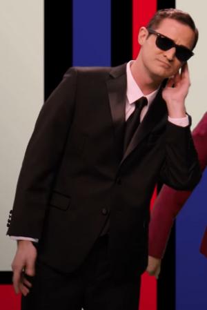 Secret Service Agent Cameo