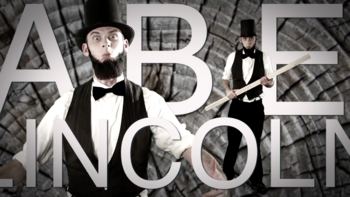 Abe Lincoln vs Chuck Norris (title card)